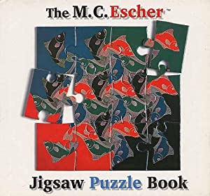 The M.C. Escher Jigsaw Puzzle Book
