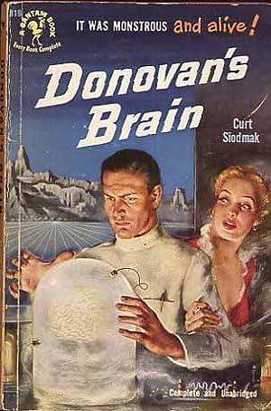 Donovan's Brain: Siodmak, Curt