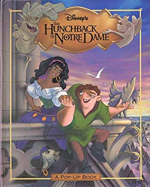 Disney's The Hunchback Of Notre Dame Pop-Up Book