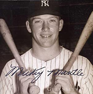 Mickey Mantle Auction Catalog