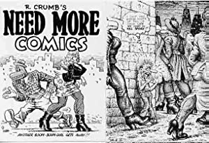 Robert Crumb Postcards
