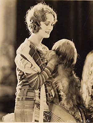 Original Portrait Photo of Dolores Costello
