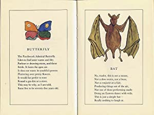 People One Ought To Know. Nonsense Poems.: Isherwood, Christopher. Illustrated By Sylvain Mangeot