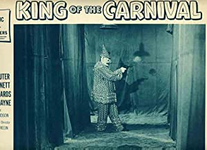 King Of The Carnival Lobby Card