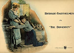 The Bondboy Lobby Card
