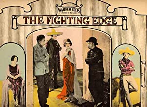 The Fighting Edge lobby Card