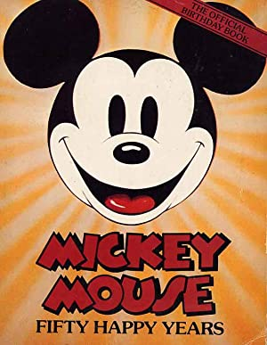 Mickey Mouse,Fifty Happy Years