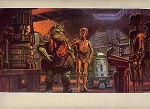 Star Wars, Return Of The Jedi Portfolio: McQuarrie, Ralph