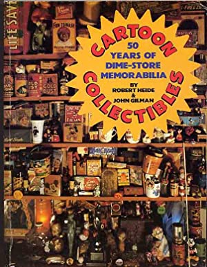 Cartoon Collectibles. 50 Years Of Dime Store Memorabilia