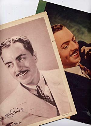 Two Portraits of William Powell