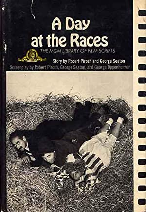 A Day At The Races: Pirosh, Robert, Seaton,