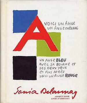Sonia Delaunay Address Book: Delaunay, Sonia