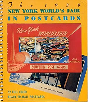 The 1939 New York World's Fair In Postcards