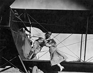 Early Airplane Stunt Still Photograph
