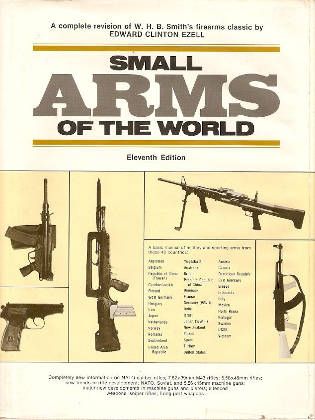 Small Arms Of The World: The Basic Manual Of Military ...