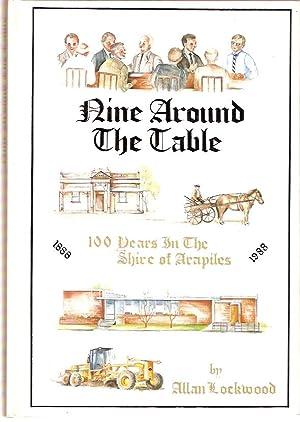Nine Around the Table : 100 Years: Lockwood, Allan.