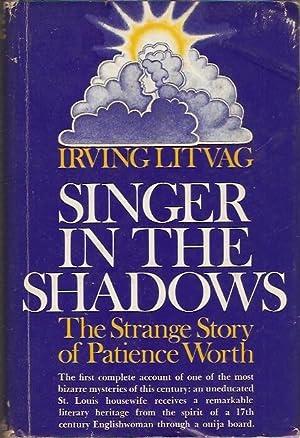 Singer in the Shadows : The Strange: Litvag, Irving