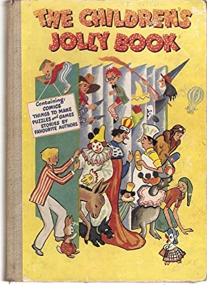The Children's Jolly Book Containing Comics, Things