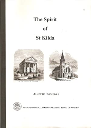 The Spirit of St Kilda St Kilda: Bomford, Janette