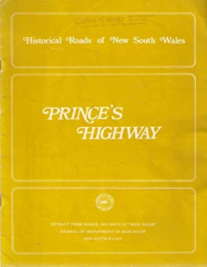Historical Roads of New South Wales :