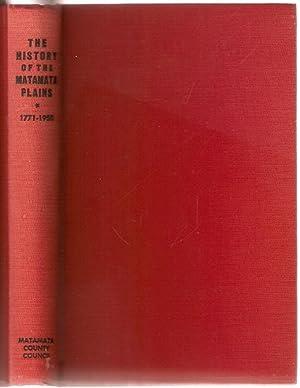 Centennial History of Matamata Plains: Vennell, C.W. &