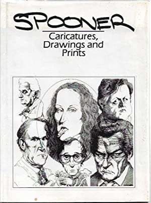 Caricatures, Drawings and Prints. Foreword by Michael: Spooner, John.