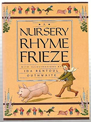 A Nursery Rhyme Frieze with Illustrations by