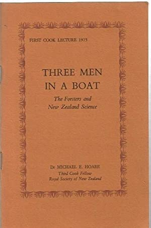 Three Men In A Boat The Forsters: Hoare, D. Michael