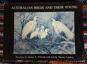 Australian Birds and their Young. A portfolio: O'Gracy, Gladys Y.