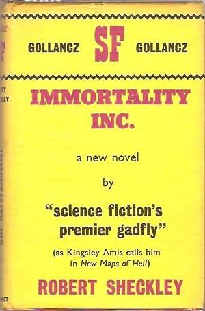 Immortality Inc.: Sheckley, Robert