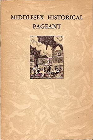 Middlesex Historical Pageant in eight scenes.: Harris Booth, Mrs.