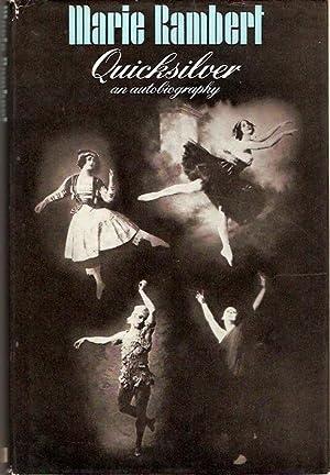 Quicksilver : an autobiography.: Rambert, Marie