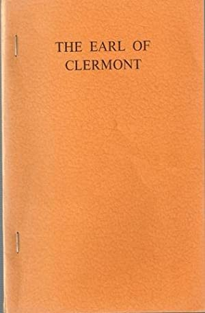 The Earl of Clermont: a forgotton Co.: A. P. W.