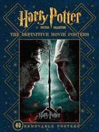 HARRY POTTER POSTER COLLECTION - BIG BOOK
