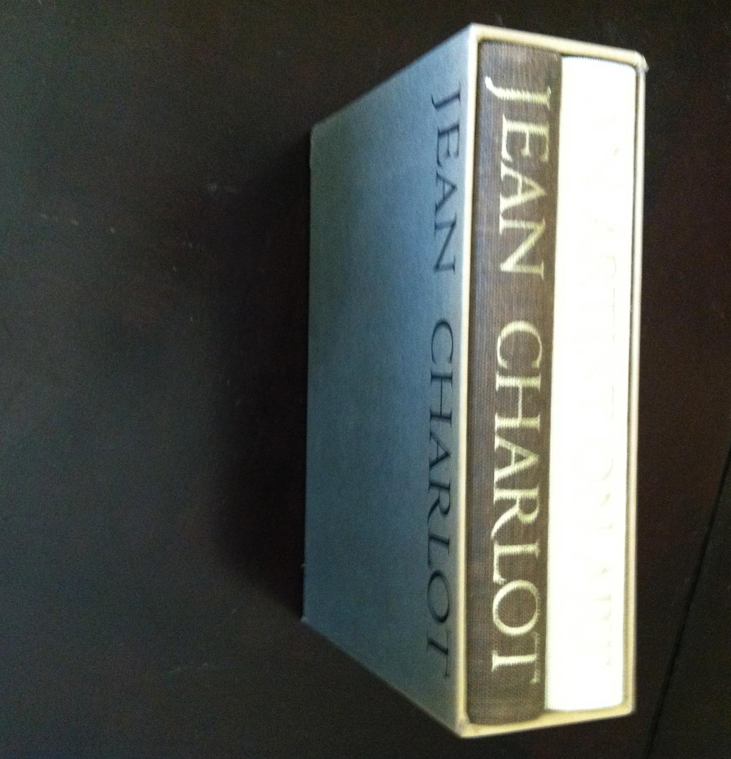 An Artist on Art: Collected Essays of Jean Charlot [2 volumes/ Slipcase] Charlot, Jean Fine Hardcover