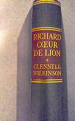 Richard Coeur de Lion: Wilkinson, Clennell