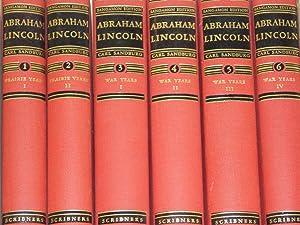 Abraham Lincoln [6 volumes]: Sandburg, Carl