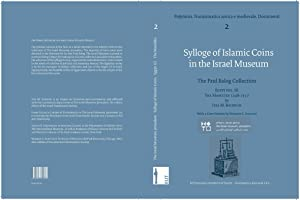 Sylloge of Islamic Coins in the Israel