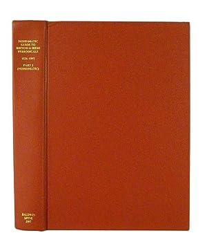 Numismatic Guide to British & Irish Periodicals: Harrington E. Manville