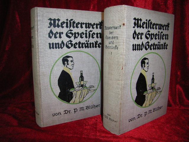 Meisterwerk der Speisen und Getränke. Französisch-Deutsch-Englisch ...