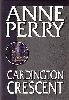 CARDINGTON CRESCENT [Large Print]: Perry, Anne