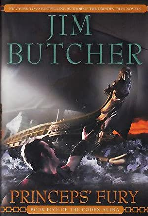 PRINCEPS' FURY: Butcher, Jim