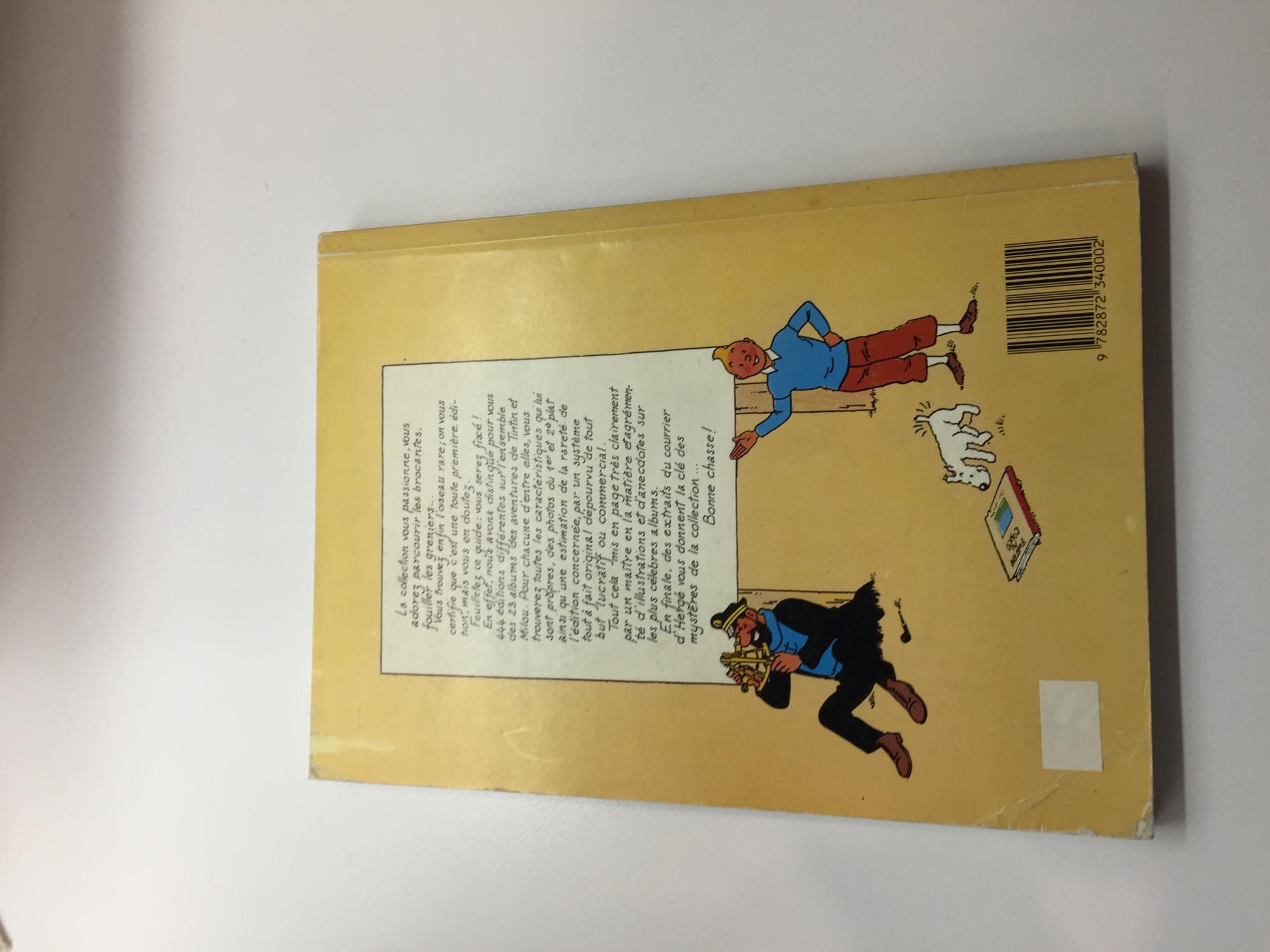 444 Albums Tintin - Guide Du Collectionneur (Brigode): Brigode (Herge and Tintin related)