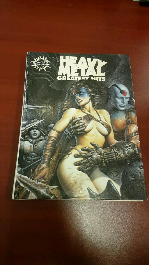 Heavy_Metal_Greatest_Hits_The_Adult_Illustrated_Fantasy_Magazine_Limited_Edition___Bon_Couverture_rigide