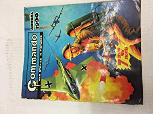 Commando: War Stories in Pictures - Set of 2 Comics: Annual 1989 and Annual 1990