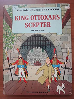 The Adventures of Tintin: King Ottokar's Scepter: Herge
