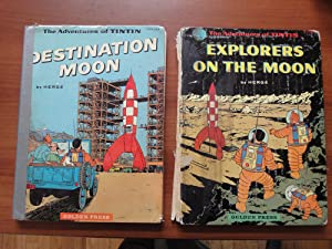 The Adventures of Tintin - Set of: Herge