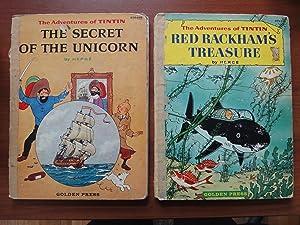 The Adventures of Tintin - Set of: Herge