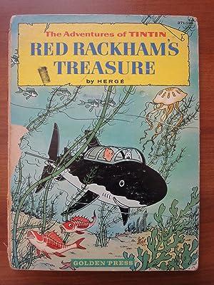 The Adventures of Tintin: Red Rackham's Treasure: Herge