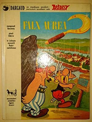 Asterix Falx Aurea Latin language
